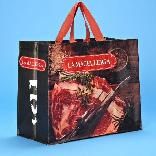 Shopper Riutilizzabile Macelleria