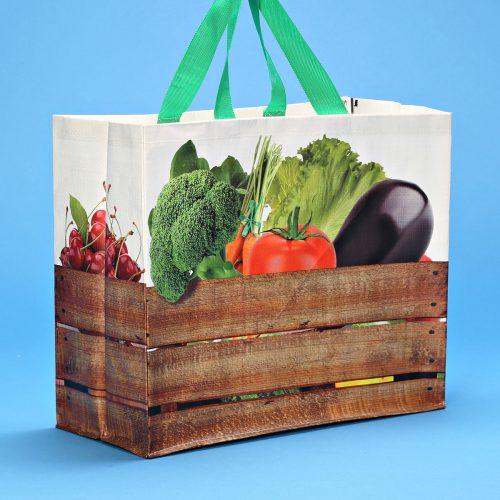 Shopper Riutilizzabile Frutta E Verdura