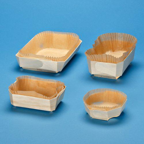 Vaschette In Legno