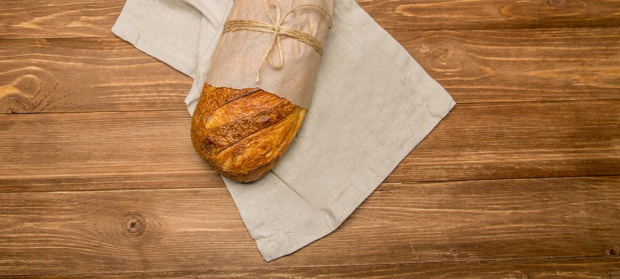 Imballaggio alimentare per pane