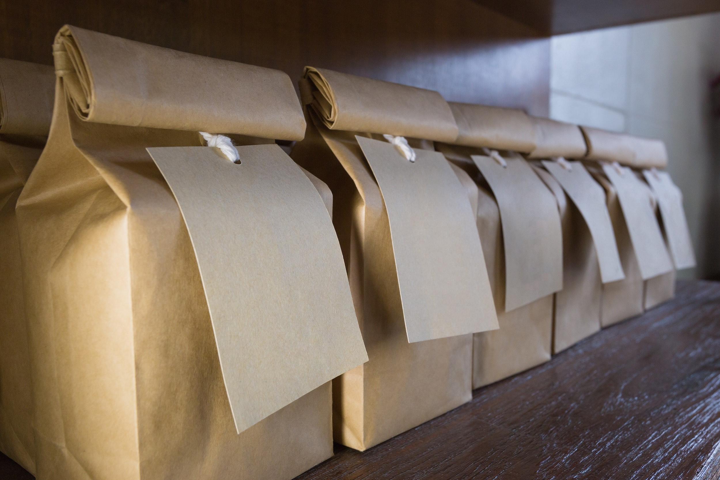 Pluricart: sacchetti di carta per alimenti