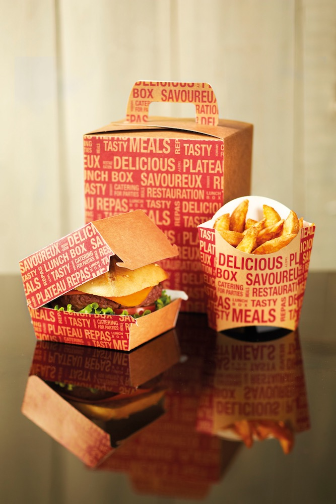 packaging alimentare consigli per scelta fast food