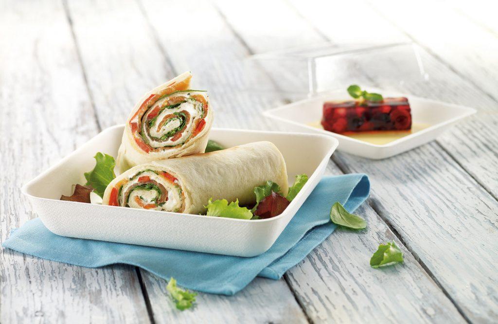 packaging sostenibile polpa di cellulosa